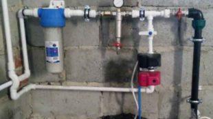 Правильный узел ввода водоснабжения в квартире